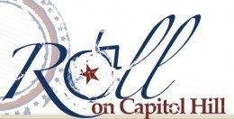 Roll on Capitol Hill logo